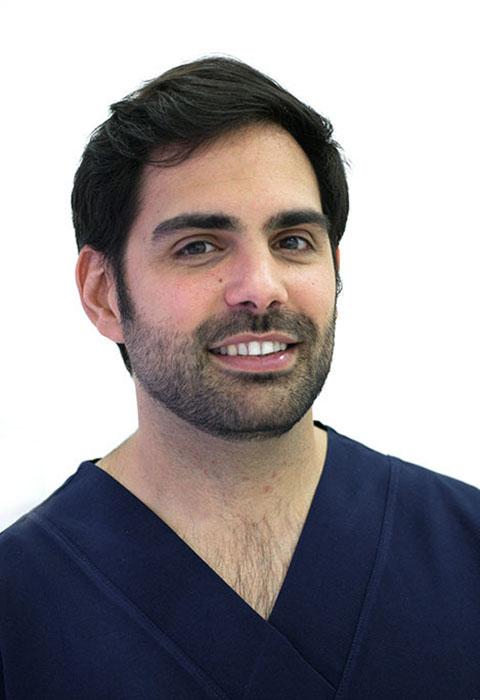 Dentista Alejandro Coca