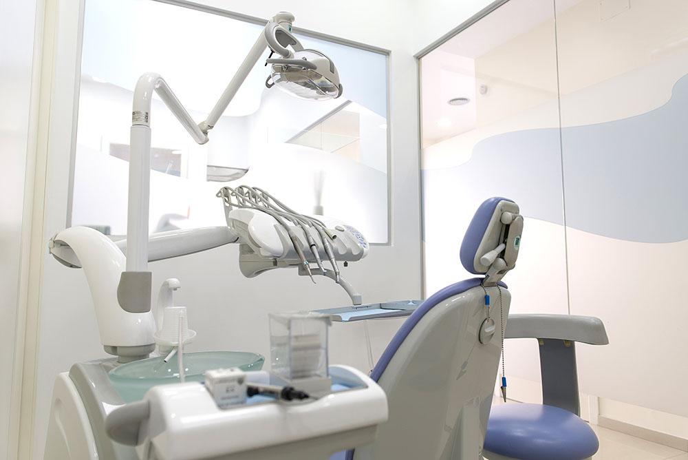 Sala de consulta en clinica